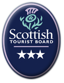 Scottish tourist board 3 star rating