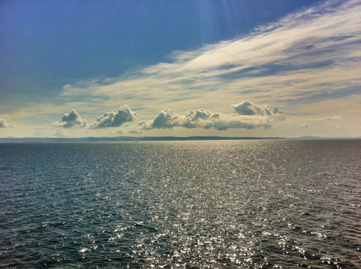 Over the sea to Islay